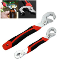 The Multi-Fit Snap-n-Grip Wrench Set