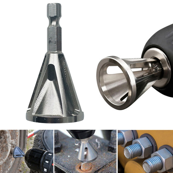 The ALL NEW Nu-Thread Deburring and Chamfering Tool