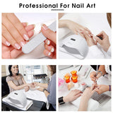 Easy Dry UV LED Nail Lamp For Professional Nails