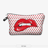 The Hipster Make Up and Cosmetics Case - 30 Funky Designs