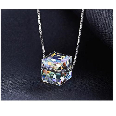 Personality aurora romantic Women Necklaces