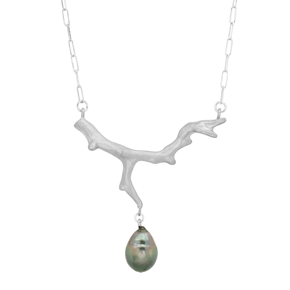 BRANCH DROP NECKLACE