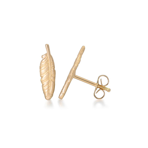 FLIGHT FEATHER EAR STUD