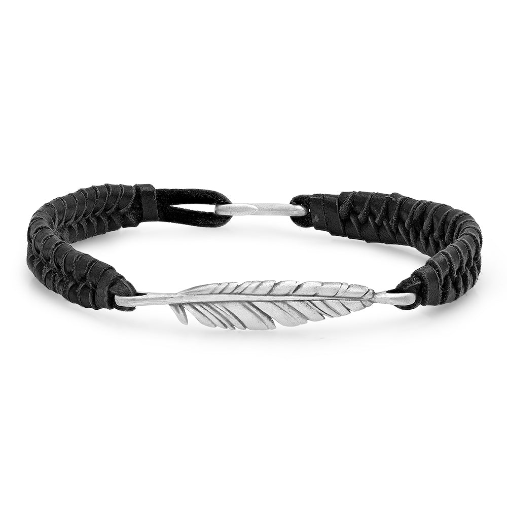 FLIGHT FEATHER BRACELET