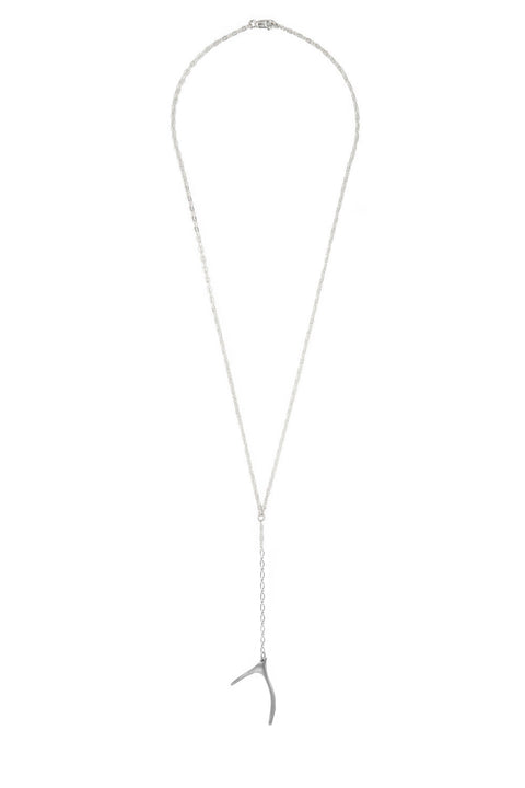 SHORT CHAIN LARIAT
