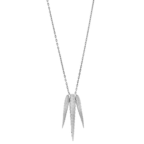 THORN TRIO NECKLACE