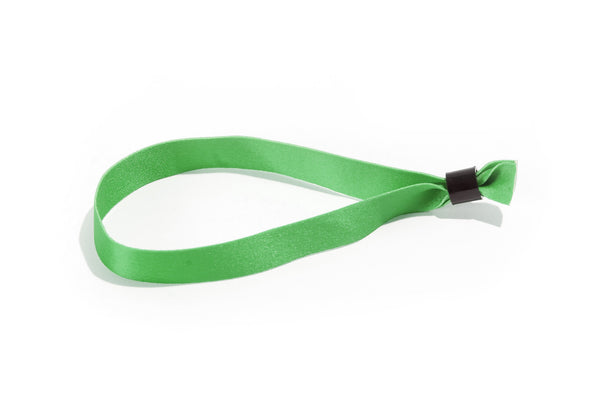 Green Cloth Wristbands