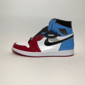 Jordan 1 Retro High Fearless - UNC Chicago