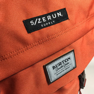 S/ZERUN SUPPLY X BURTON BACKPACK