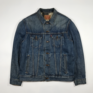 SUPREME X LEVIS DENIM JACKET