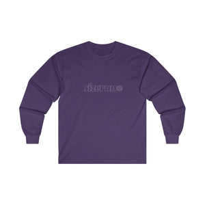 De La Size Long Sleeve Tee