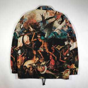 SUPREME X UNDERCOVER COACHES JACKET