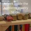 A Peek at the Aprilierre Studio