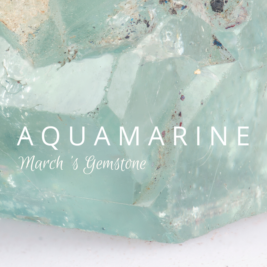 March's Bloom Aquamarine