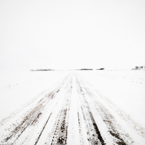 endless blizzard road