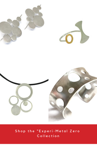 Aprilierre Jewelry Experi-Metal collection