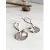 Mobius Movement~Sterling Silver Statement Earrings - Aprilierre