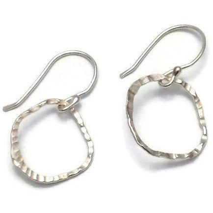 Power Sterling Silver Earrings - Aprilierre
