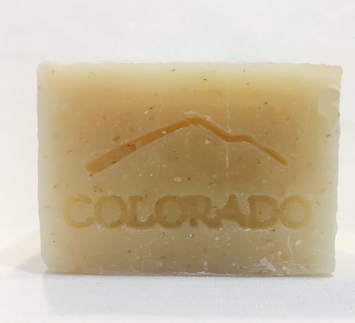Ascential Life™ Handcrafted Oatmeal Milk & Honey Bar Soap