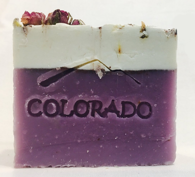 Ascential Life™ Handcrafted Orange Lavender Bar Soap