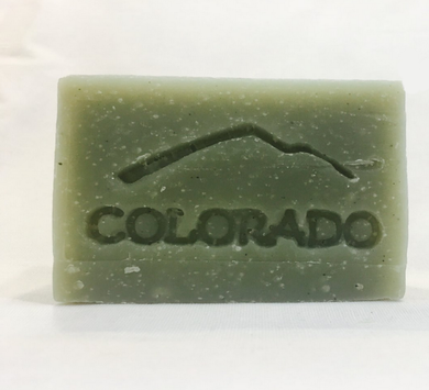 Ascential Life™ Handcrafted Mt Evans Pine Bar Soap