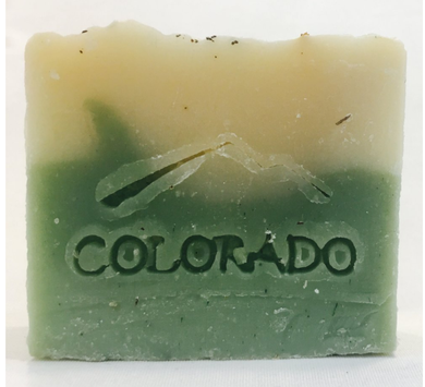 Ascential Life™ Handcrafted Patchouli Mint Bar Soap - LifeSpan Global