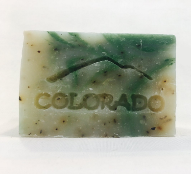 Ascential Life™ Handcrafted Rocky Mtn Mint Bar Soap