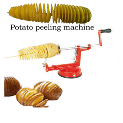 Potato spiraliser