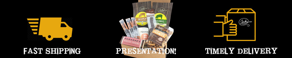 jerky.com gift baskets