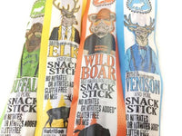 4 Piece Exotic Meat Stick Combo by Jerky.com