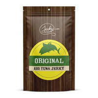 All-Natural Ahi Tuna Jerky - Original by Jerky.com