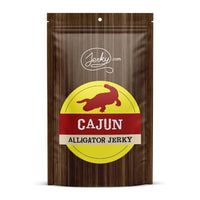 All-Natural Alligator Jerky - Cajun by Jerky.com