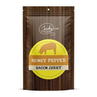 Bacon Jerky - Honey Pepper by Jerky.com