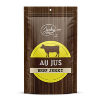 All-Natural Beef Jerky - Au Jus
