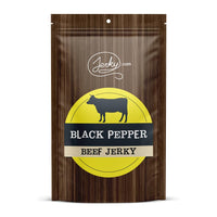 All-Natural Beef Jerky - Black Pepper by Jerky.com