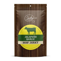 All-Natural Beef Jerky - Jalapeno Garlic by Jerky.com