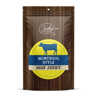 All-Natural Beef Jerky - Montreal Style by Jerky.com