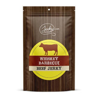 All-Natural Beef Jerky - Whiskey Barbecue by Jerky.com