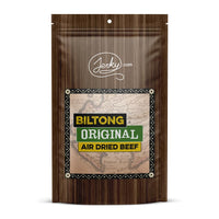 All-Natural Beef Biltong Jerky - Original by Jerky.com