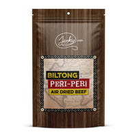 All-Natural Beef Biltong Jerky - Peri Peri by Jerky.com