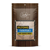 All-Natural Beef Biltong Jerky - Teriyaki by Jerky.com