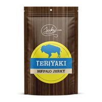 All-Natural Buffalo Jerky - Teriyaki by Jerky.com