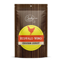 All-Natural Chicken Jerky - Buffalo Wing by Jerky.com
