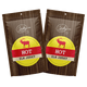 All-Natural Elk Jerky - Hot by Jerky.com