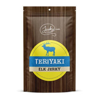 All-Natural Elk Jerky - Teriyaki by Jerky.com