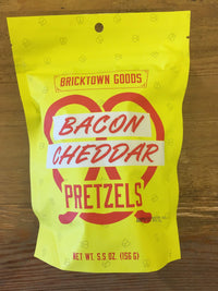 Flavored Pretzels - Bacon Cheddar by Bricktown Roasters