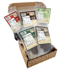 Old Fashioned Style Jerky Gift Box by Jerky.com