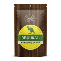 All-Natural Kangaroo Jerky by Jerky.com