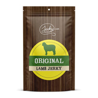 All-Natural Lamb Jerky - Original by Jerky.com