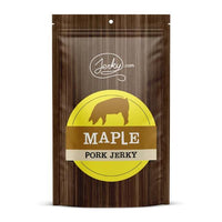 All-Natural Pork Jerky - Maple by Jerky.com